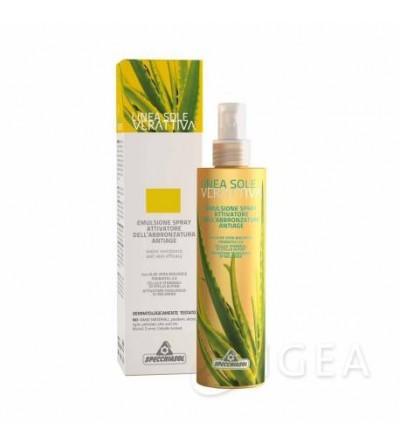 Emulsione Spray attivatore dell'abbronzatura ANTIAGE