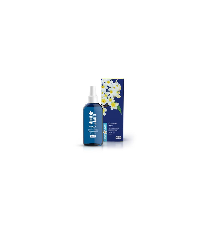 Olio solare Spray SPF6 MONOI DE TAHITI Helan