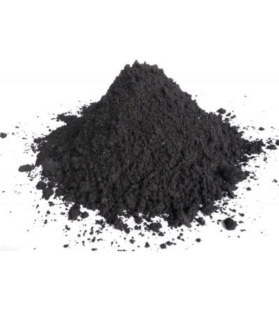Carbone vegetale, Carbo vegetabilis polvere