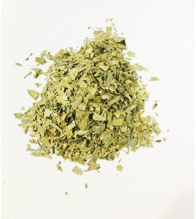 Sena, Cassia angustifolia foglie taglio tisana