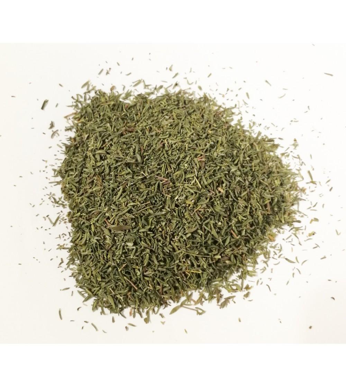 Timo, Thymus vulgaris foglie taglio tisana