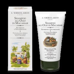 Shampoo all'olio di Macassar L'Erbolario