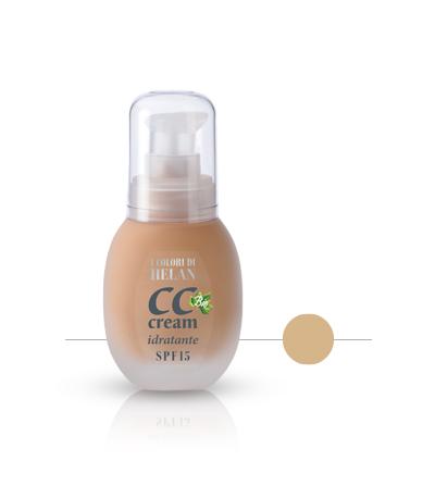 Bio CC Cream Idratante Riso