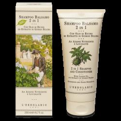Shampoo balsamo 2 in 1 L'Erbolario