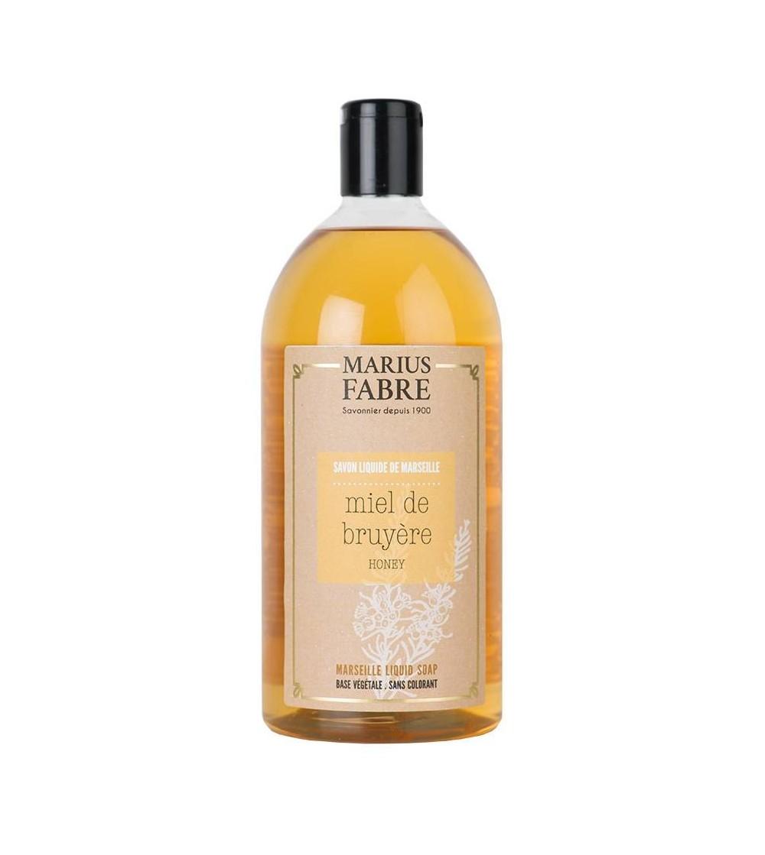 Sapone liquido di marsiglia Miele di brughiera Marius Fabre