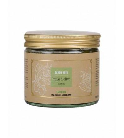 Sapone per il corpo nero con olio d'oliva Marius fabre 250g