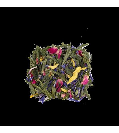 Tè bancha fiorito