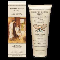 Shampoo doccia sport L'Erbolario