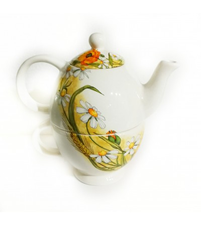 Tea for one tazza con teiera Victor collection