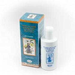 Shampoo con ceramidi ed estratto di latte