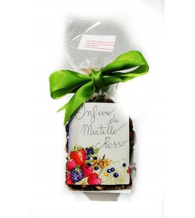 Confezione regalo infuso Mirtillo rosso