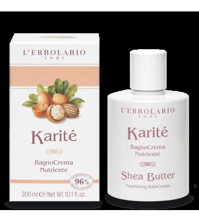 BagnoCrema Nutriente Karité L'Erbolario