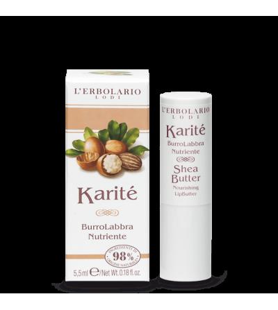 Burro Labbra Nutriente Karité L'Erbolario