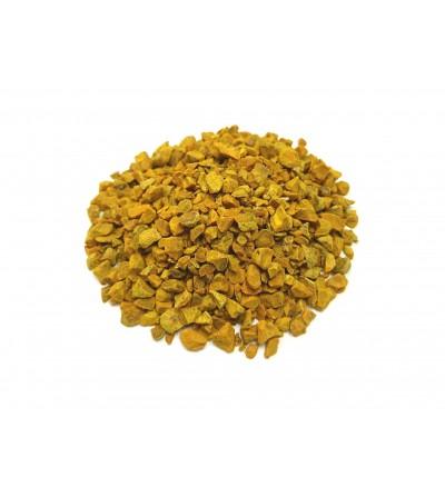 Curcuma domestica, rizoma taglio tisana