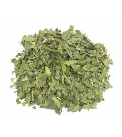 Gelso nero, Morus nigra L. foglie taglio tisana (Moro) 500 g