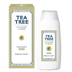 Detergente intimo Tea tree