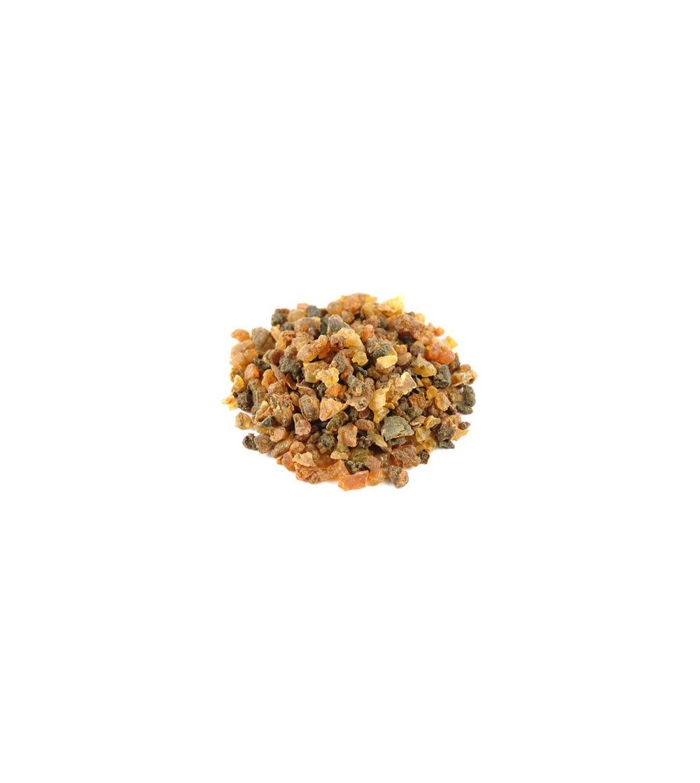 Mirra, Commiphora myrrha gomma lacrima resina