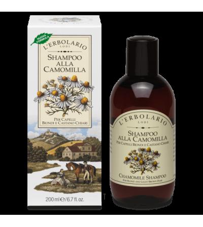 Shampoo alla Camomilla L'Erbolario