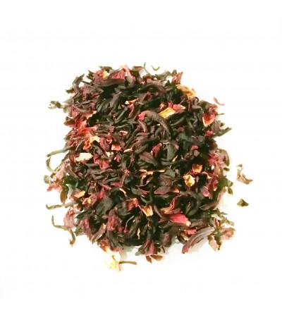 Karkadè, Hibiscus sabdariffa fiori taglio tisana (Ibisco)