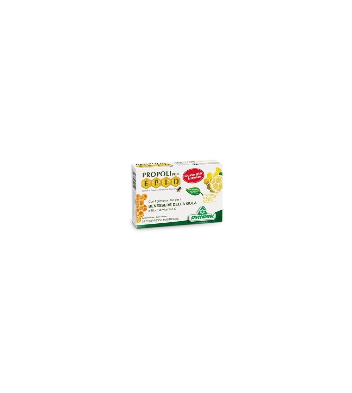 New EPID miele e limone compresse