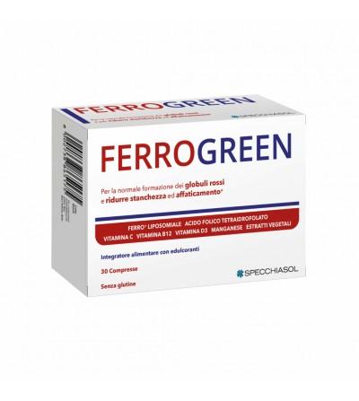 Ferrogreen integrazione di ferro