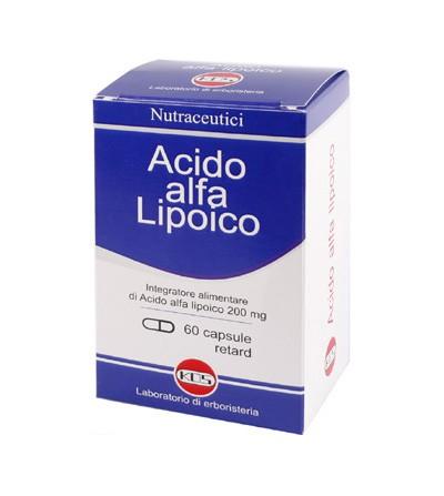 Acido alfa lipoico Kos