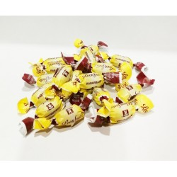 Caramelle senza zucchero al Rabarbaro