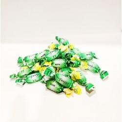 Caramelle senza zucchero alla menta