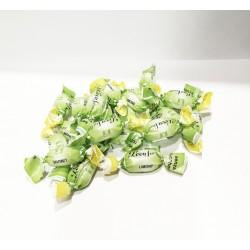 Caramelle senza zucchero al Limone