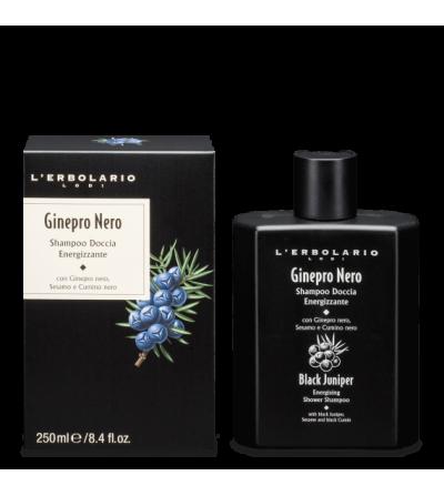 Shampoo doccia energizzante Ginepro nero