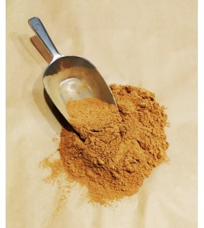 Cannella, Cinnamomum verum polvere