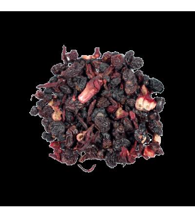 Infuso ai piccoli frutti rossi