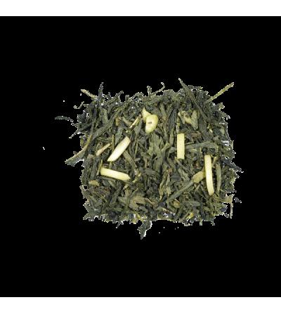 Tè verde Sencha alla Mandorla