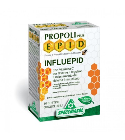 Influepid bustine orosolubili